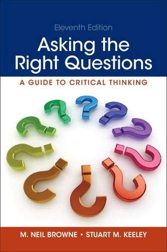 9780321907950: Asking the Right Questions (11th Edition)