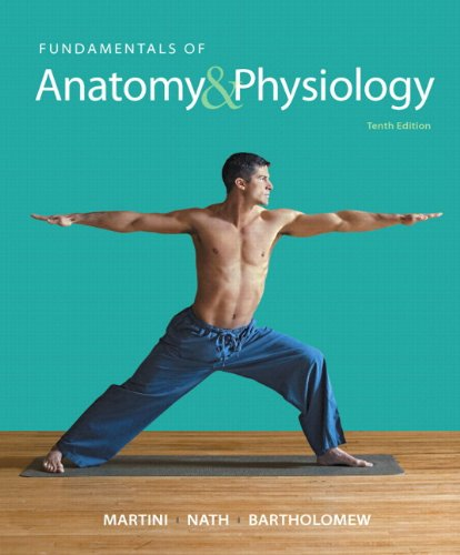 9780321908599: Fundamentals of Anatomy & Physiology Plus MasteringA&P with eText -- Access Card Package (10th Edition) (New A&P Titles by Ric Martini and Judi Nath)