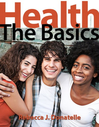 9780321908728: Health: The Basics Plus MasteringHealth with eText -- Access Card Package (11th Edition)