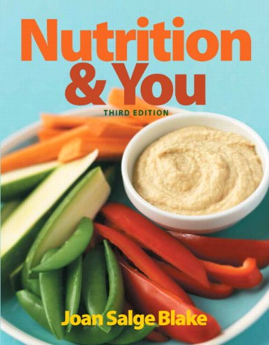 9780321908735: Nutrition & You Plus MasteringNutrition with MyDietAnalysis with Pearson eText -- Access Card Package (3rd Edition)