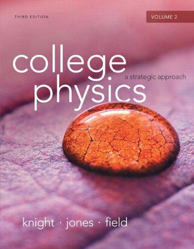 9780321908780: College Physics: A Strategic Approach Volume 2 (Chs.17-30) (3rd Edition)