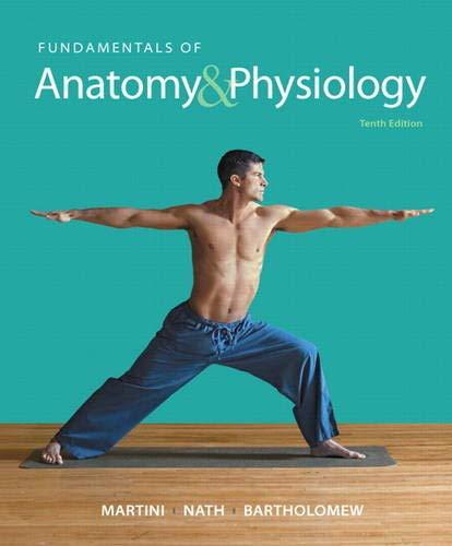 9780321909077: Fundamentals of Anatomy & Physiology (10th Edition ...
