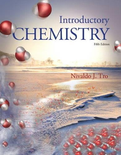 9780321910073: Introductory Chemistry Plus MasteringChemistry with eText -- Access Card Package (5th Edition) (New Chemistry Titles from Niva Tro)