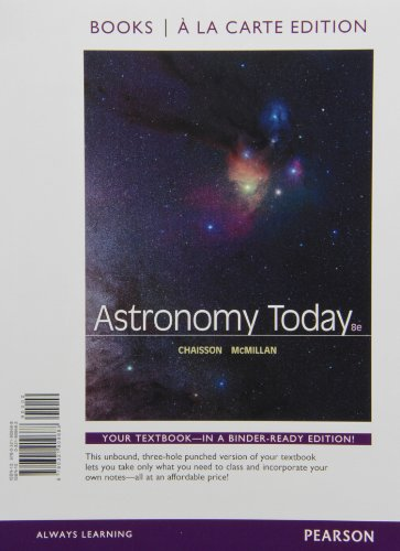 9780321910226: Astronomy Today, Books a la Carte Plus MasteringAstronomy with eText -- Access Card Package (8th Edition)