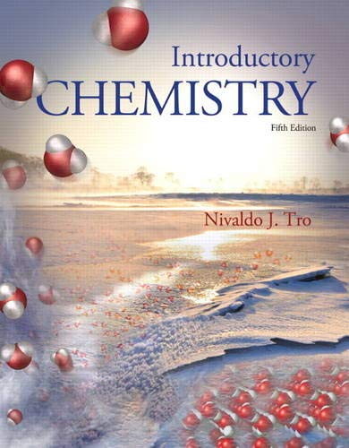 Introductory Chemistry (5th Edition): Tro, Nivaldo J.
