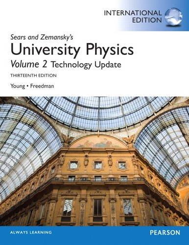 9780321911018: University Physics with Modern Physics Technology Update, Volume 2 (chs. 21-37)