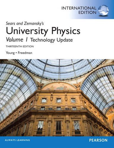 9780321911025: University Physics with Modern Physics Technology Update, Volume 1 (chs. 1-20)