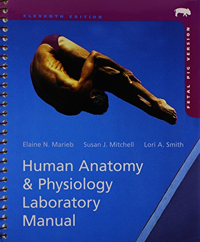 9780321911513: Human Anatomy & Physiology Laboratory Manual: Fetal Pig Version