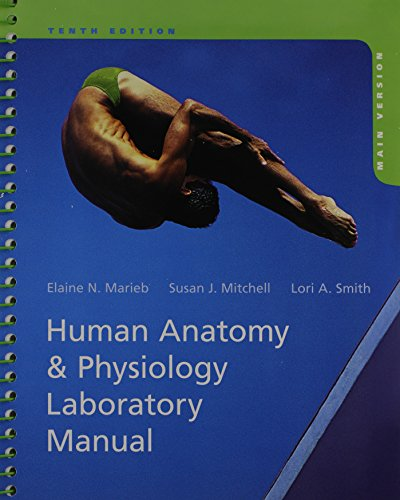 9780321911520: Human Anatomy & Physiology Laboratory Manual, Main Version Plus MasteringA&P with eText -- Access Card Package & PhysioEx 9.1 CD-ROM (10th Edition)