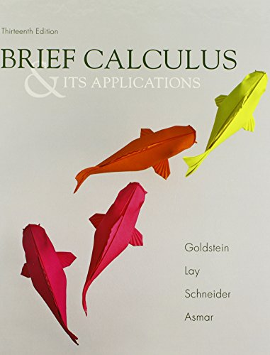9780321913944: Brief Calculus & Its Applications Plus NEW MyMathLab with Pearson eText -- Access Card Package (13th Edition)