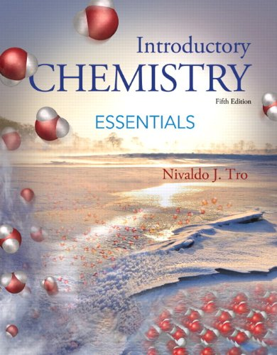 9780321918734: Introductory Chemistry Essentials Plus MasteringChemistry with eText -- Access Card Package (5th Edition)