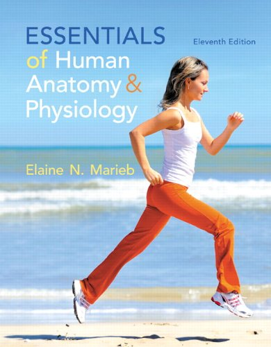 9780321918758: Essentials of Human Anatomy & Physiology