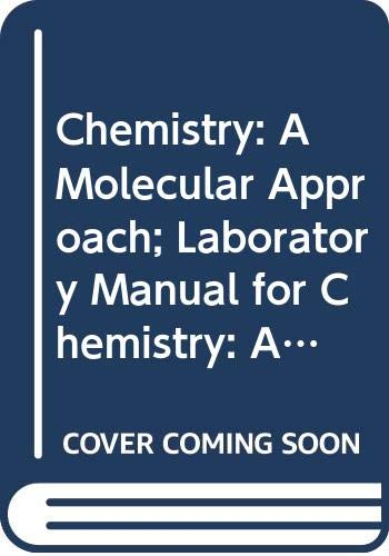 9780321920638: Chemistry: A Molecular Approach; Laboratory Manual for Chemistry: A Molecular Approach; MasteringChemistry with Pearson eText -- ValuePack Access Card ... Chemistry: A Molecular Approach (3rd Edition)