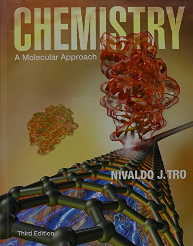 9780321920645: Chemistry: A Molecular Approach Plus MasteringChemistry with eText -- Access Card Package with Student Solutions Manual (3rd Edition)