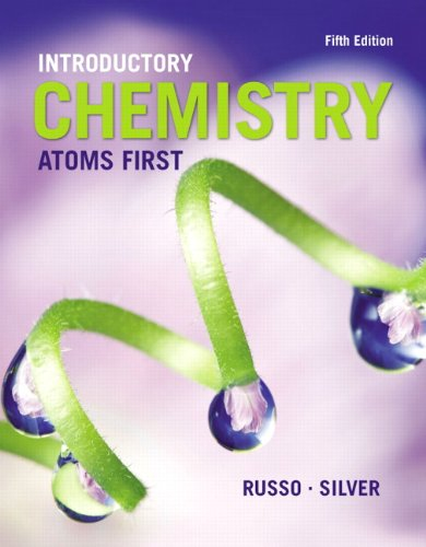 9780321926951: Introductory Chemistry: Atoms First Plus MasteringChemistry with eText -- Access Card Package (5th Edition)