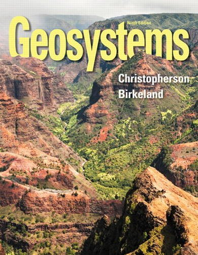 9780321926982: Geosystems: An Introduction to Physical Geography (9th Edition)