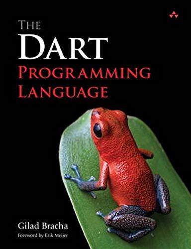 9780321927705: The Dart Programming Language