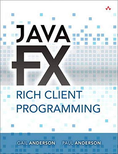 9780321927712: JavaFX Rich Client Programming on the NetBeans Platform