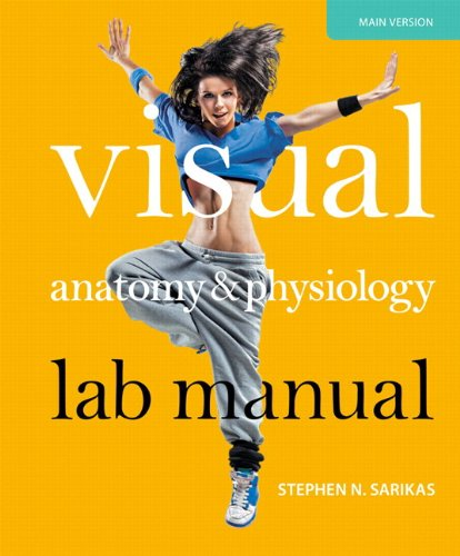 9780321928542: Visual Anatomy & Physiology Lab Manual, Main Version Plus MasteringA&P with eText -- Access Card Package (New A&P Titles by Ric Martini and Judi Nath)