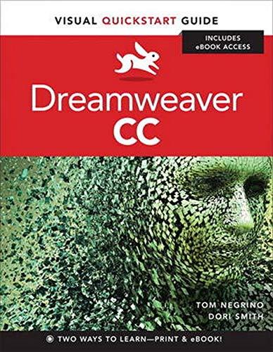 9780321929518: Dreamweaver CC: Visual QuickStart Guide