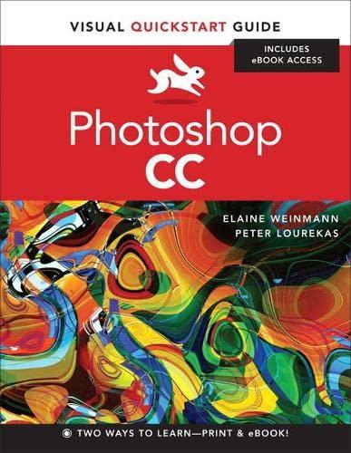 9780321929525: Photoshop CC: Visual QuickStart Guide