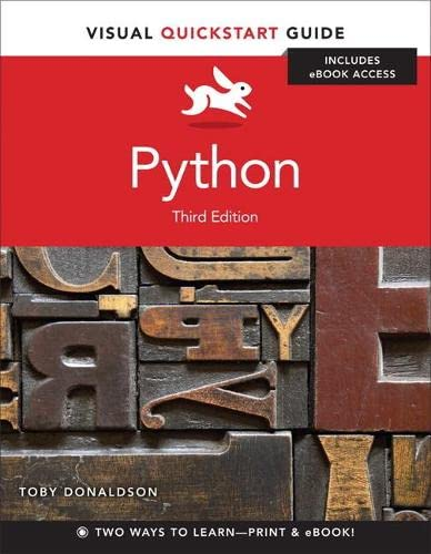 9780321929556: Python: Visual QuickStart Guide (Visual Quickstart Guides)