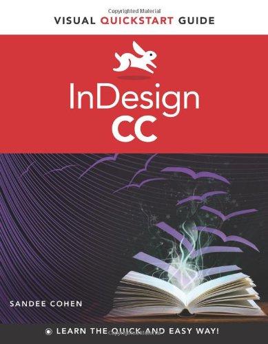 9780321929570: InDesign CC: Visual QuickStart Guide