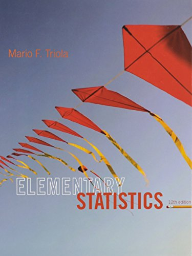 9780321930187: Elementary Statistics, MyStatLab -- Valuepack Access Card and Student's Solutions Manual for Elementary Statistics Package (12th Edition)