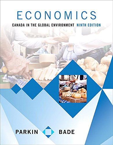 9780321931191: Economics: Canada in the Global Environment (9th Edition)