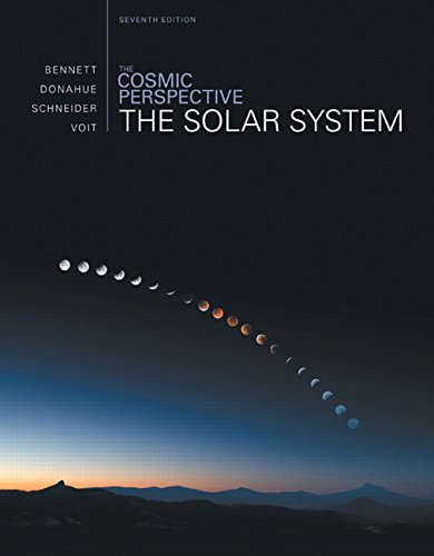9780321931498: The Cosmic Perspective: The Solar System Plus MasteringAstronomy with eText -- Access Card Package (7th Edition) (Bennett Science & Math Titles)