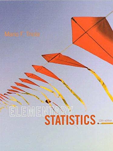9780321932921: Elementary Statistics and MyStatLab
