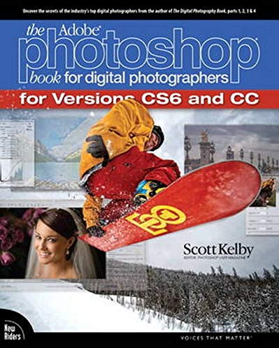 9780321933843: The Adobe Photoshop Book for Digital Photographers (Covers Photoshop CS6 and Photoshop CC) (Voices That Matter)