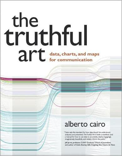9780321934079: The Truthful Art: Data, Charts, and Maps for Communication