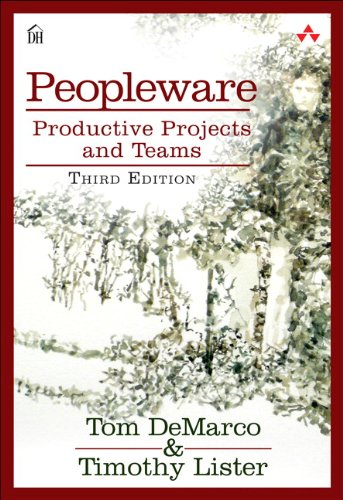 9780321934116: Peopleware: Productive Projects and Teams (3rd Edition)