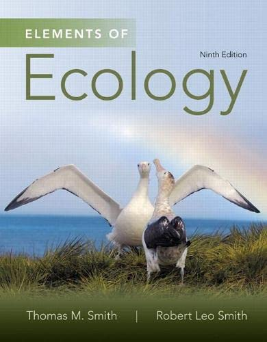 9780321934185: Elements of Ecology (9th Edition)