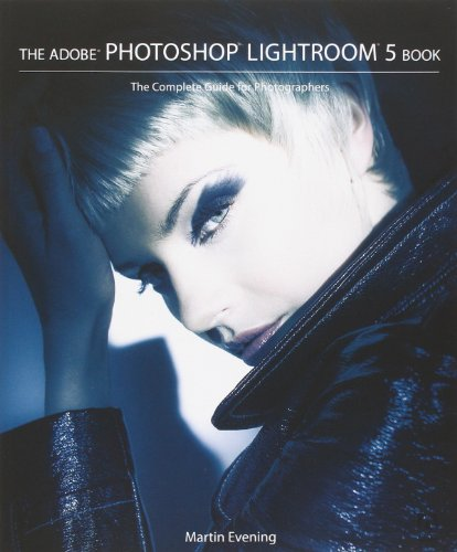 9780321934406: The Adobe Photoshop Lightroom 5 Book: The Complete Guide for Photographers