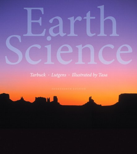 9780321934437: Earth Science Plus MasteringGeology with eText -- Access Card Package (14th Edition)