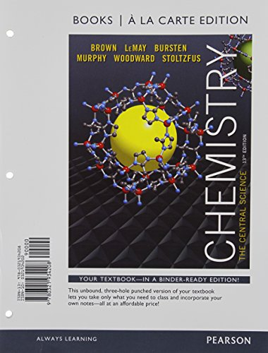 9780321934826: Chemistry + MasteringChemistry with Etext Access Card: The Central Science