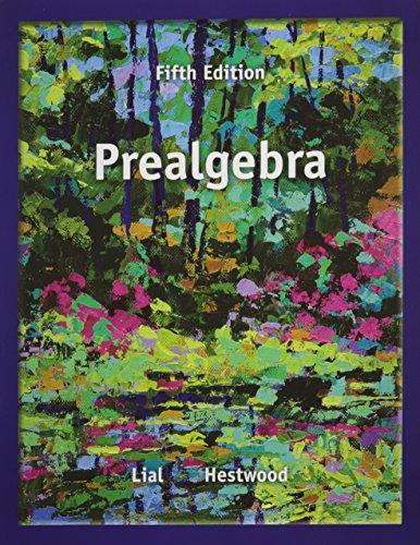 9780321934888: Prealgebra Plus MathXL 6MO (5th Edition)