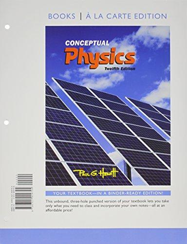 Conceptual PhysicsMastering Physics (12th) [Jan 20 2014]