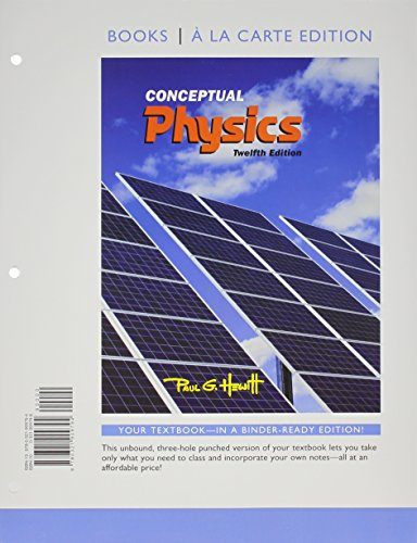 9780321935786: Conceptual Physics, Books a la Carte Plus MasteringPhysics with eText -- Access Card Package (12th Edition)