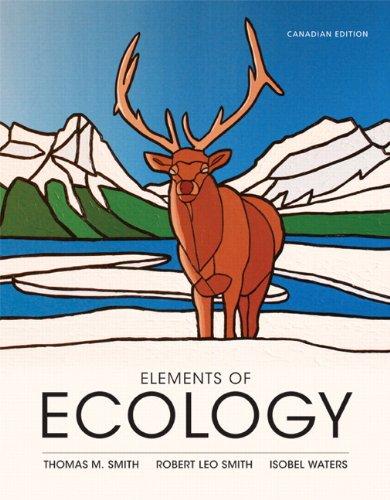 9780321936592: Elements of Ecology