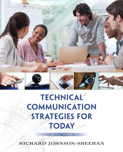 9780321937223: Technical Communication Strategies for Today, Books a la Carte Edition (2nd Edition)