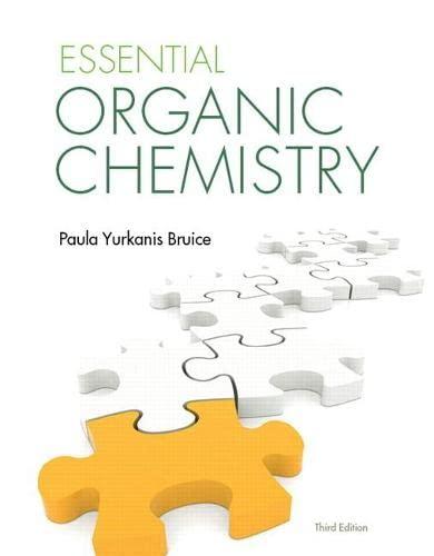 Essential Organic Chemistry (3rd Edition): Bruice, Paula Yurkanis