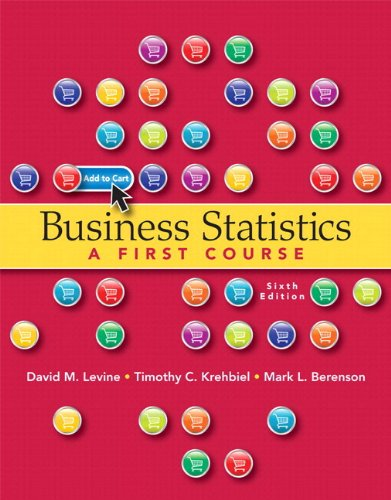 9780321937957: Business Statistics: A First Course plus MyStatLab with Pearson eText -- Access Card Package (6th Edition)