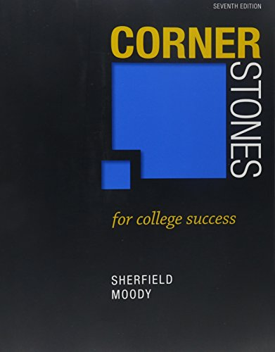 9780321938121: Cornerstones for College Success Plus NEW MyStudentSuccess Lab with Pearson eText -- Access Card Package (7th Edition)