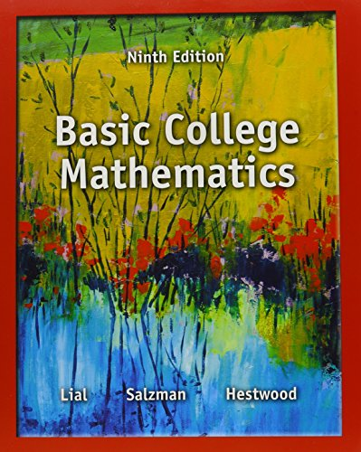 9780321938770: Basic College Mathematics Plus Basic Math Review Card and MyMathLab (9th Edition)