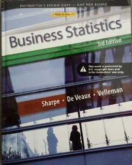 9780321939395: Business Statistics (Annotated Instructor Edition)