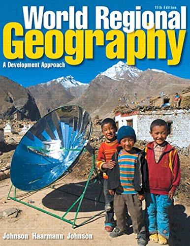 9780321939654: World Regional Geography: A Development Approach (11th Edition)