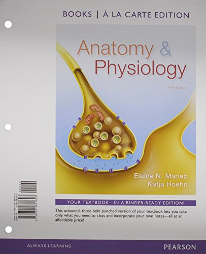 9780321939739: Anatomy & Physiology, Books a la Carte Edition & Human Anatomy & Physiology Laboratory Manual, Main Version & MasteringA&P with Pearson eText -- ... Atlas of the Human Body Package (5th Edition)